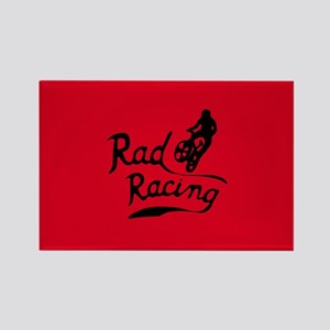Rad Racing_red Magnets