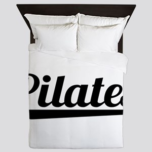 Pilates Queen Duvet