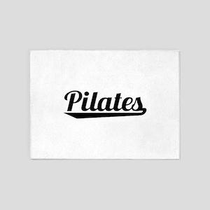 Pilates 5'x7'Area Rug