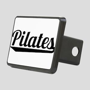 Pilates Rectangular Hitch Cover