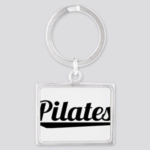 Pilates Keychains