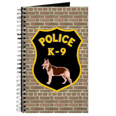 K9 Police Officers Journal