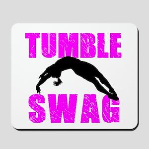 Gymnastics Tumbling Mousepad