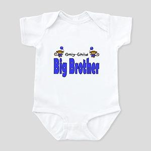 Only - Big Brother Monkey Infant Bodysuit