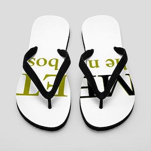 Retirement Flip Flops