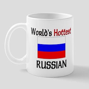 World's Hottest Russian Mug