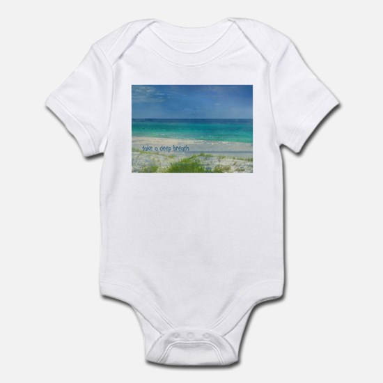 Beach Infant Bodysuit