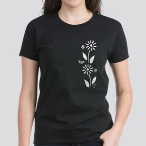 Flowers And Bees T-Shirt