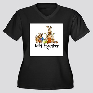Knit together II Plus Size T-Shirt