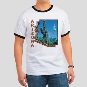 Arizona Saguaro Cactus Ringer T