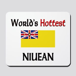 World's Hottest Niuean Mousepad