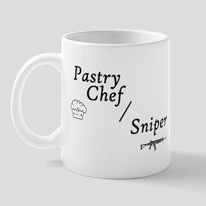pastrysniper Mugs