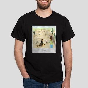 Crawling Through The Desert Pretzel C Dark T-Shirt