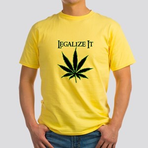 Legalize It Marijuana T-Shirt