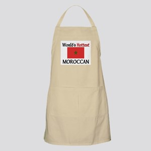 World's Hottest Moroccan BBQ Apron