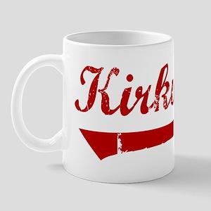 Kirkwood (red vintage) Mug