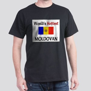 World's Hottest Moldovan Dark T-Shirt