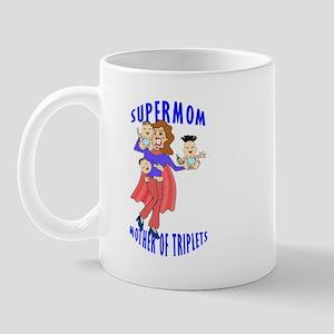 SuperMom_Triplets Mug