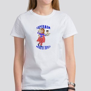 SuperMom_Triplets Women's T-Shirt