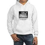 Happy Quilter - Messy House Hooded Sweatshirt