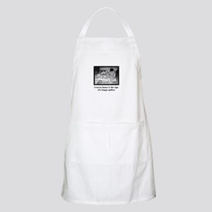 Happy Quilter - Messy House BBQ Apron