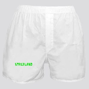 Strickland Faded (Green) Boxer Shorts