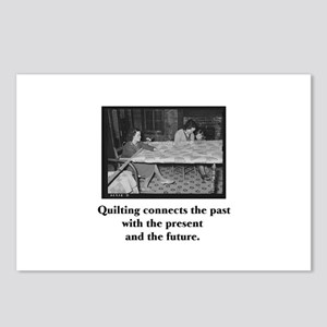 Quilting Family Legacy Postcards (Package of 8)