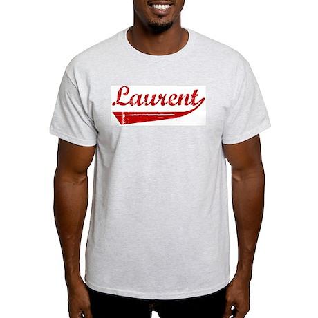 Laurent (red vintage) Light T-Shirt
