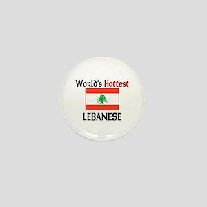 World's Hottest Lebanese Mini Button