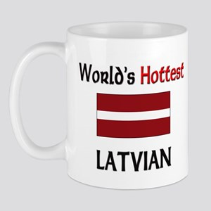 World's Hottest Latvian Mug
