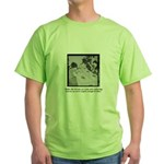 Quilts Like Friends Green T-Shirt