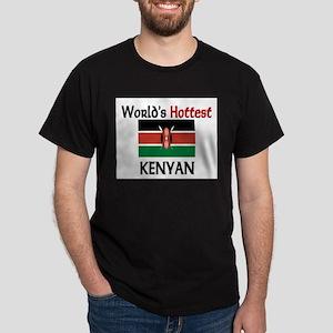 World's Hottest Kenyan Dark T-Shirt