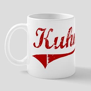 Kuhn (red vintage) Mug
