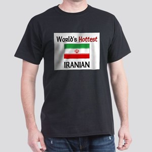 World's Hottest Iranian Dark T-Shirt