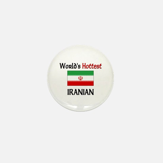 World's Hottest Iranian Mini Button