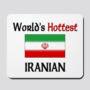 World's Hottest Iranian Mousepad