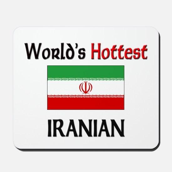 World's Hottest Iranian Mousepad