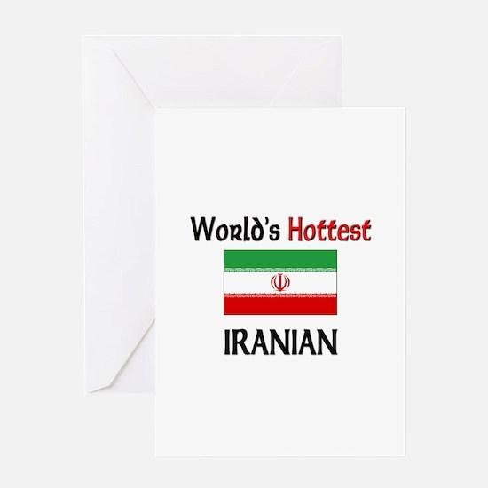 World's Hottest Iranian Greeting Card