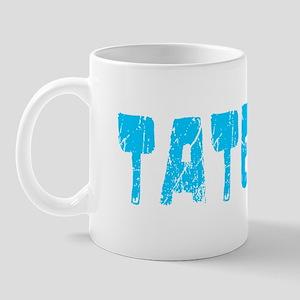 Tate Faded (Blue) Mug