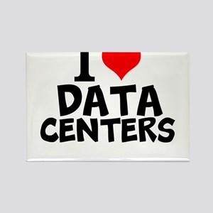 I Love Data Centers Magnets