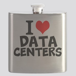 I Love Data Centers Flask