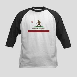 Northern California Bigfoot Baseball Jersey
