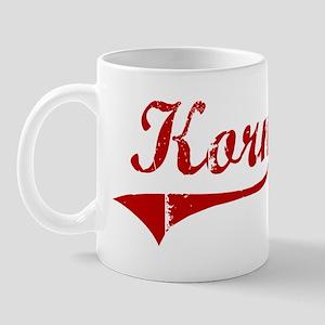 Korn (red vintage) Mug