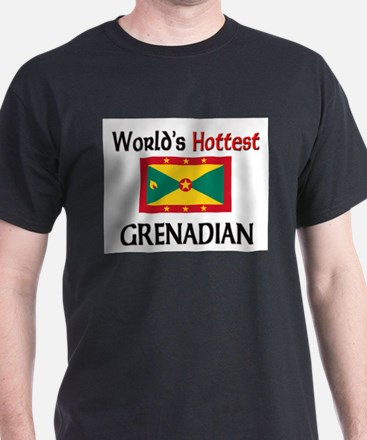 World's Hottest Grenadian T-Shirt
