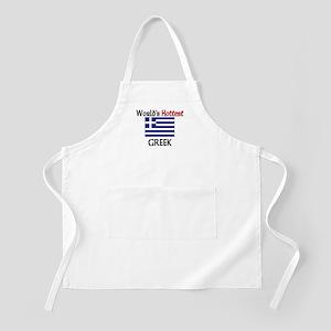World's Hottest Greek BBQ Apron