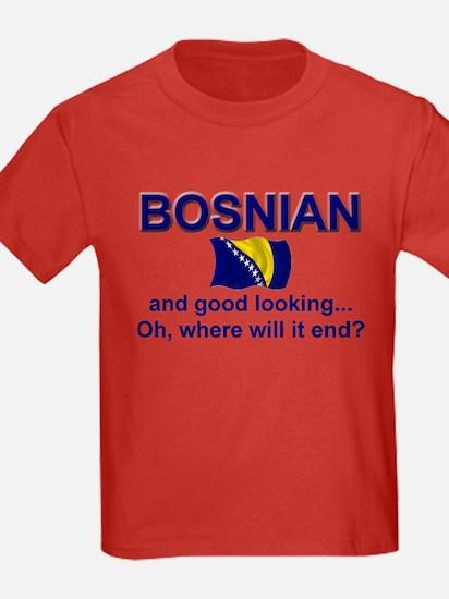 Good Looking Bosnian T