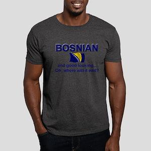 Good Looking Bosnian Dark T-Shirt