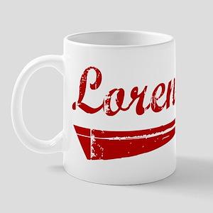 Lorenzo (red vintage) Mug