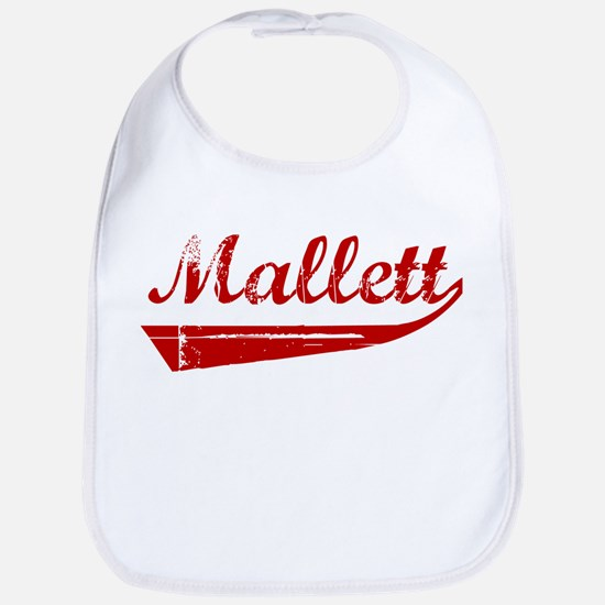 Mallett (red vintage) Bib