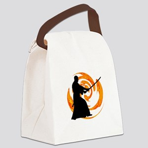 SAMURAI Canvas Lunch Bag